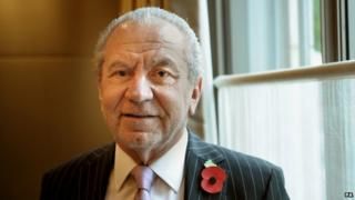 "Lord Sugar ""tried to return fuel payment"""