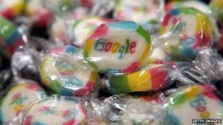 Google sweets