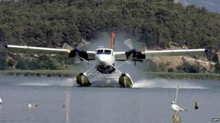 Seaplanes, Wales