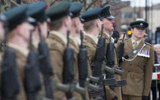 3rd battalion the rifles