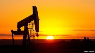 Oil pumpjack