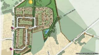 Gladman Developments housing proposal