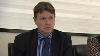 Ian Davidson, chief executive Tendring District Council