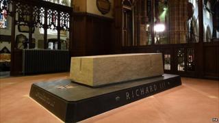 Richard's tomb