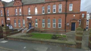 Goole Police station