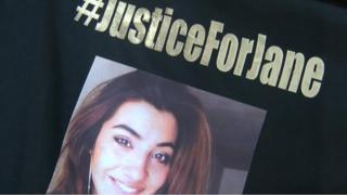 Justice For Jane campaign