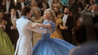 The Prince and Cinderella