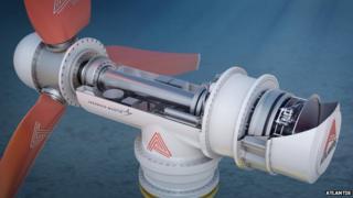 AR1500 turbine