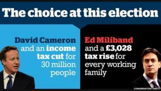 Conservative Party tweet