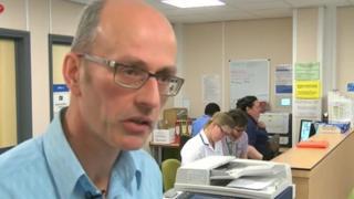Dr David Jenkins