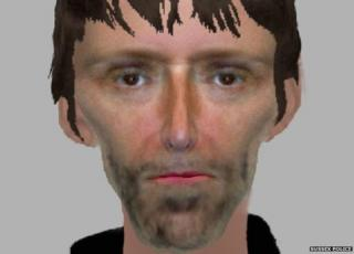 E-fit of suspect in St Leonards hammer attack