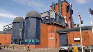 Winson Green prison