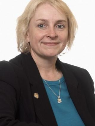 Councillor Sara Hackman