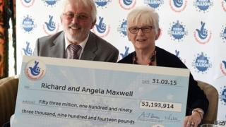 Richard and Angela Maxwell