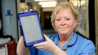 The Hull and East Yorkshire NHS Hospital Trust trial of computers