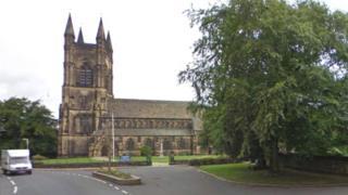 St Mary's Mirfield