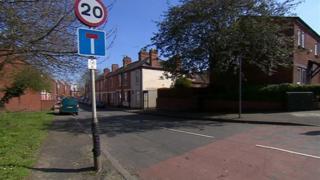 Larch Street
