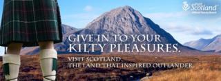 VisitScotland poster