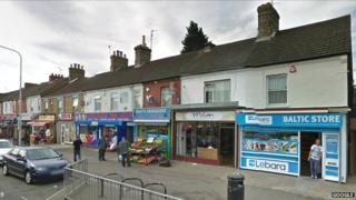 Lincoln Road, Peterborough