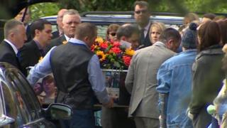 Conner Marshall funeral