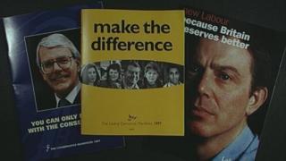 1997 manifestos