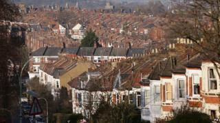 North London housing stock