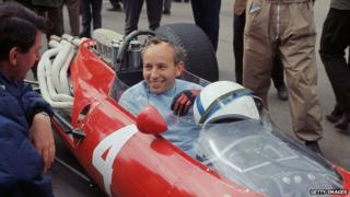 John Surtees in 1966