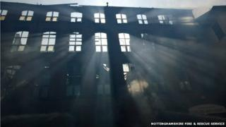 Fire-hit former Players factory