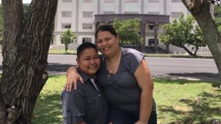 Loretta Pangelinan and Kathleen Aguero sued Guam to permit them to marry