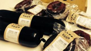 Seriously Good Venison black pudding products