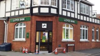 Lloyds in New Milton