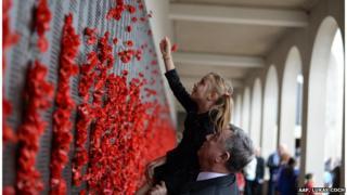 Roll of Honour, Australian War Memorial, Canberra, Australia