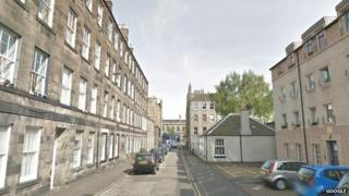 Kirk Street, Edinburgh