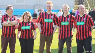 Lewes candidates