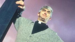 Dermot Morgan played Father Ted in the 1995 tv comedy