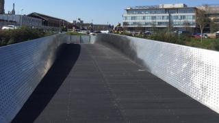 Meads Reach Bridge