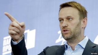 Alexei Navalny (22 April 2015)