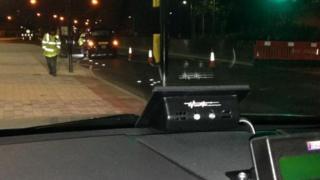 Accident in Peterborough