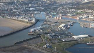Swansea Port