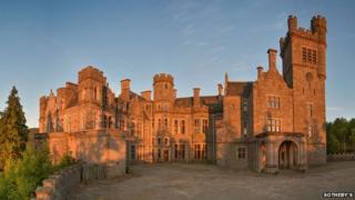 Carbisdale Castle