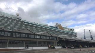 Mayflower Cruise Terminal