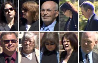 All 10 defendants