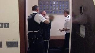 Custody suite in Norfolk