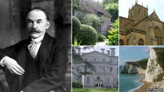 Thomas Hardy and locations