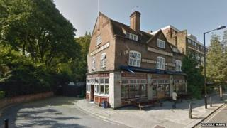Carlton Tavern - Google Maps image
