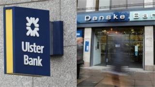 Ulster and Danske Bank