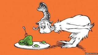 Green Eggs and Ham artwork