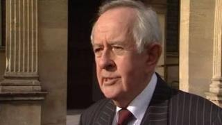 Ex-coroner John Owen