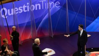 Ed Miliband on Question Time