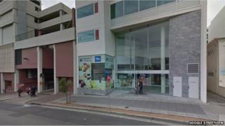 Google Streetview of Pan Health Medical Centre, Sydney